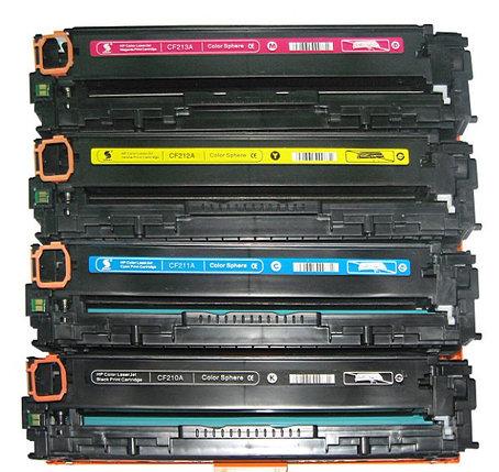 Картридж HP CF210A для Color LJ Pro 200 M251/MFP M276, фото 2