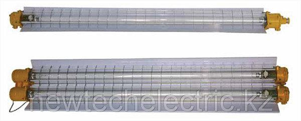 Светильник ВЭЛ51 из алюминия: Взрывозащищенное оборудование