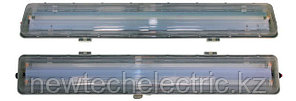 Аварийный светильник ВЭЛ51-П и ВЭЛ51-ПАК из пластика