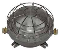 Светильники ВЭЛ-Д: для компактных люминесцентных ламп