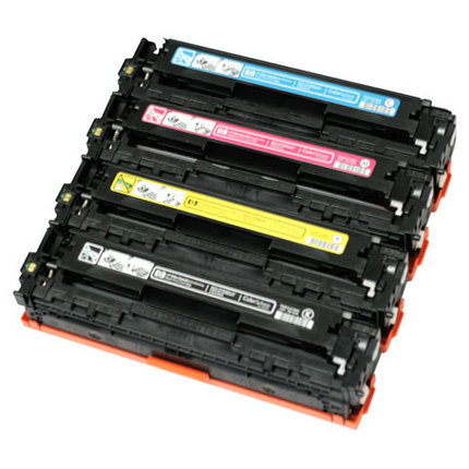 Картридж HP CE320A для Color LJ CP1525/CM1415, фото 2