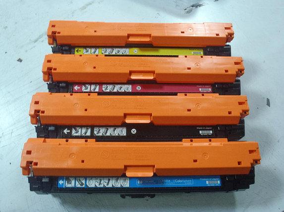 Картридж HP CE740A для Color LJ CP5225, фото 2