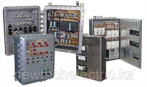 Шкаф управления и сигнализации ШУС-ВЭЛ