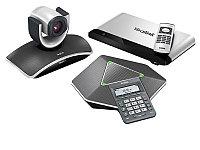 Yealink VC400 (VCP40) Система видеоконференц связи до 8ми точек, PTZ камера, спикерфон