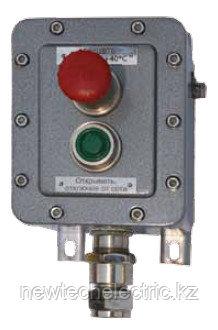 Посты кнопочные ПВКА-ВЭЛ из алюминия