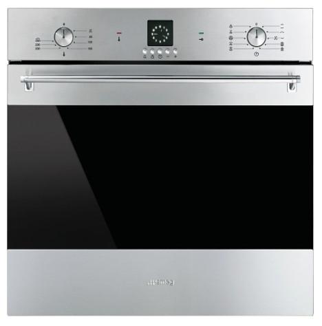 Встраиваемая духовка Smeg SF6399XP