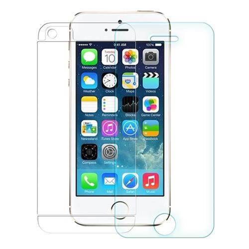 Противоударное защитное стекло Crystal на Iphone 6/6S (двухстороннее)