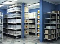 Архивные стеллажи в Астане под заказ