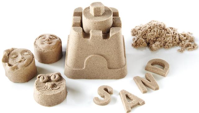 Кинетический песок | Kinetic Sand