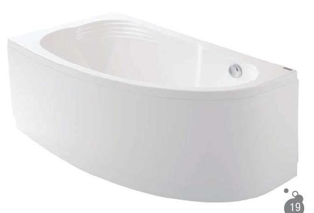 Панель фронтальная для ванны Jika DELICIA  140*80 см. левая/правая