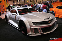 Обвес BOMEX на Chevrolet Camaro