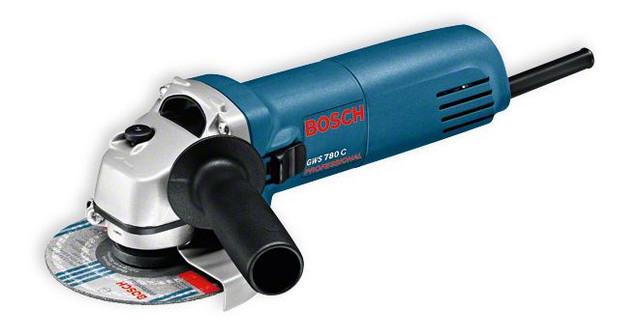 Угловая шлифмашина (болгарка) Bosch GWS 780 C Professional