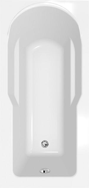 Акриловая ванна прямоугольная Cersanit SANTANA