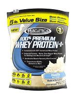 Протеин / изолят / концентрат 100% Premium Whey Plus, 5lbs.