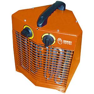 Электрические тепловентиляторы и конвекторы