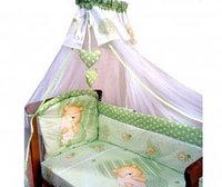 """Комплект в кроватку """"Мишутка"""""""