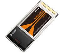 D-link DWA-645 Беспроводной CardBus-адаптер N300