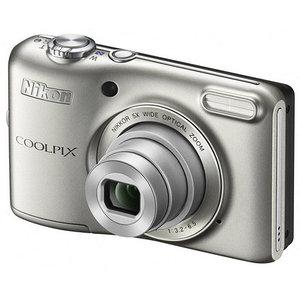 Цифровой фотоаппарат Nikon COOLPIX L28 (цвет серебристый)