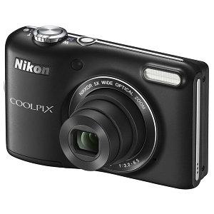 Фотоаппарат Nikon  COOLPIX L 28 (цвет-черный)