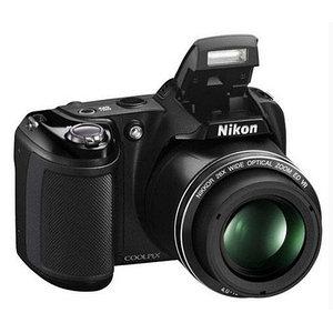 Фотоаппарат цифровой NIKON Coolpix L320 Черный