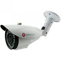 Компактная уличная 1Mp IP-камера с вариофокальным объективом Activecam