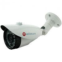 Уличная миниатюрная 1Мп IP-камера с ИК-подсветкой Activecam