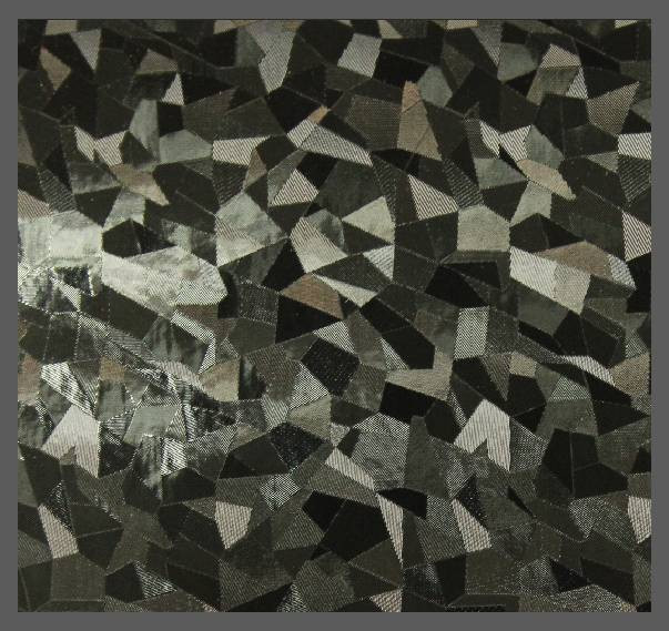 Пленка декор K6213 (3D грани черный) 1,52м