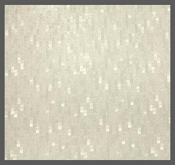 Пленка декор KJ6301 (3D квадрат белый) 1,52м