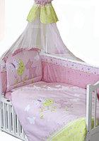"Комплект в кроватку ""Little friend"" 7 предметов"
