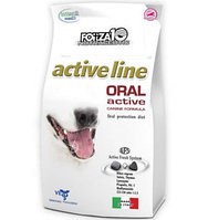 Cухой корм для собак с проблемами ротовой полости и верхних дыхательных путей Forza10 Oral Active (рыба)