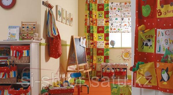 Шторы для детей, ткани с детской тематикой. - фото 2