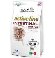 Диетический сухой корм для собак с заболеваниями желудочно-кишечного тракта Forza10 Intestinal Active (рыба)