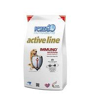 Диетический сухой корм для собак, направленный на иммунную систему Forza10 Immuno Active (рыба)