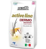 Диетический сухой корм для собак с патологиями кожного покрова Forza10 Dermo Active