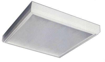 Светильник потолочный ЛПО 4х18 Опал