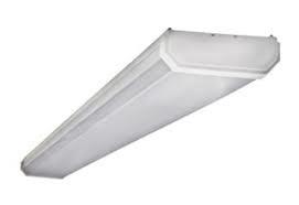 Светильник потолочный ЛПО 2*36 (накладной)