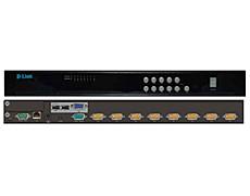 D-link переключатель  DKVM-IP8