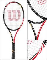 Ракетка большой теннис WILSON, фото 1