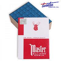 Мел Master Упаковка (синий) 144 шт, фото 1