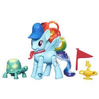 My Little Pony Май Литл Пони Игровой набор с артикуляцией, фото 1