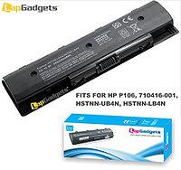 Аккумулятор для ноутбука HP ENVY 15-j/ PI06/ PI09 / 10,8 В/ 5200 мАч, черный