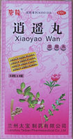 "Пилюли блаженства ""Сяо Яо Вань""(Xiaoyao Wan)- препарат для лечения печени., фото 1"