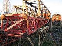 Предлагаем к поставке стрелы к дизель-электрическим железнодорожным кранам КДЭ-163, КДЭ-253