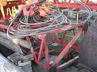 Запасти для портала и ограничителя грузоподъемности к дизель-электрическим железнодорожным кранам КДЭ-163