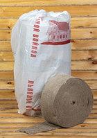 Ватин,джутовый,рулон,межвенцовый утеплитель,20п.м.в рулоне,шир.15 см.