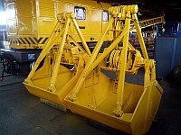 Предлагаем к поставке грейфер к дизель-электрическим железнодорожным кранам КДЭ-163, КДЭ-253