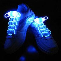 Светящиеся шнурки LED Luminous shoelace. Алматы, фото 1