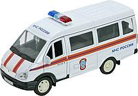 1/34 Welly ГАЗ-3221 МЧС