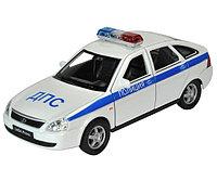 1/34 Welly LADA Priora Полиция ДПС