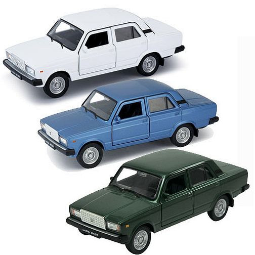 1/34 Welly LADA 2107